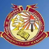 Kashmir University Date Sheet 2015