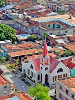 guantánamo ciudad cuba iglesia