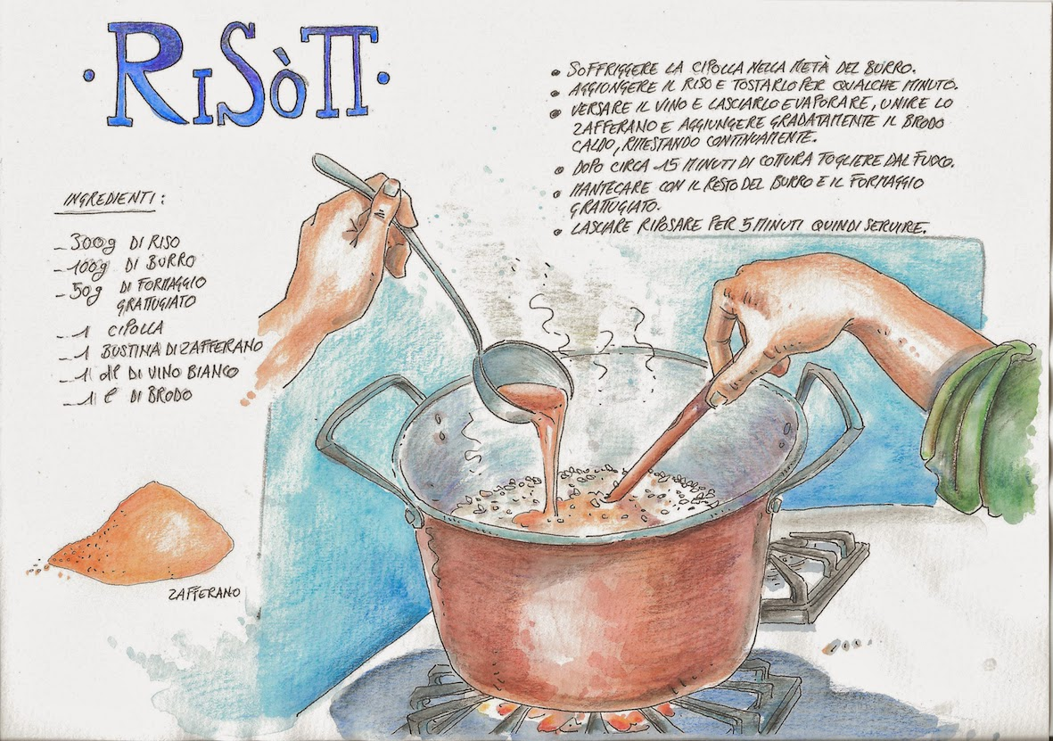 Quarantasetterosso atelier di gabriele genini estate - Impasto per tavola calda ...