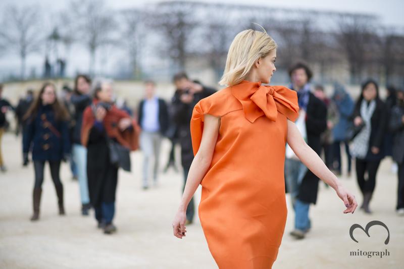 mitograph Leigh Lezark Paris Fashion Week 2013 2014 Fall Winter PFW Street Style Shimpei Mito