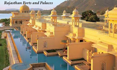 India Travel - Rajasthan Forts and Palaces