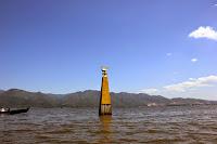 Barcos de madera - Lago Inle - Myanmar