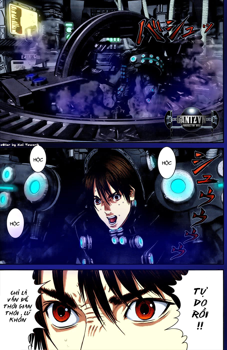 Gantz chap 362 Trang 18 - Mangak.info