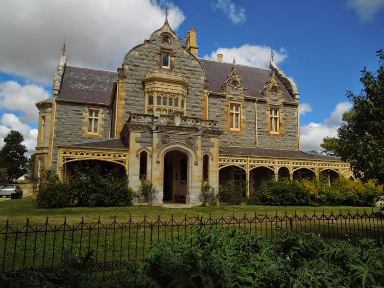 victorian style housing in australia - Australian Victorian Houses