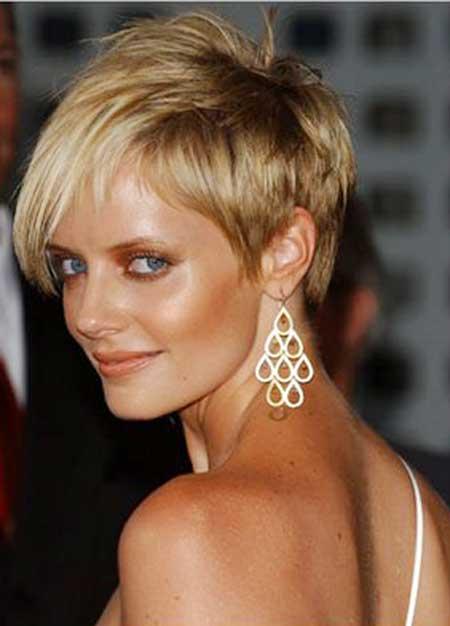Trend Short Hair Celebrities Women 2013