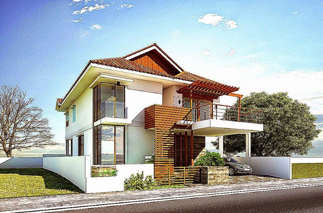 Gambar Rumah Minimalis 2015 Sederhana Desain Modern   Model Rumah