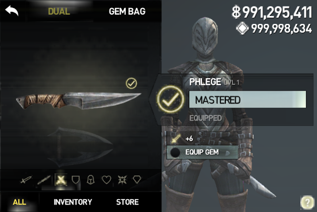 Infinity Blade 3 Hack Tool Unlimited Gold, Money, Chips October 2013