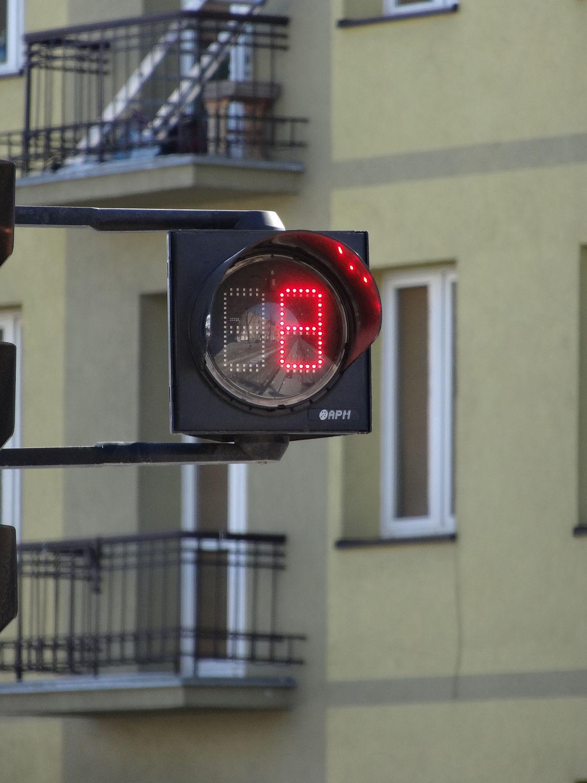 Sekundnik warszawski przy ulicy Grochowskiej