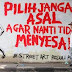 Rakyat Jangan Mau Dibohongi Lagi, Seolah-olah Indonesia Hanya Jakarta