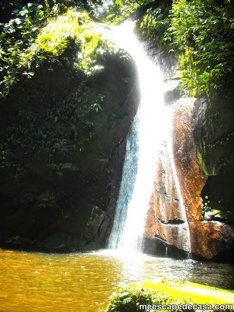 Cascada Vestido de la Novia del río Shilcayo (Cordillera Escalera, Perú) - 3