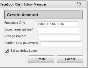 how to download facebook chat history