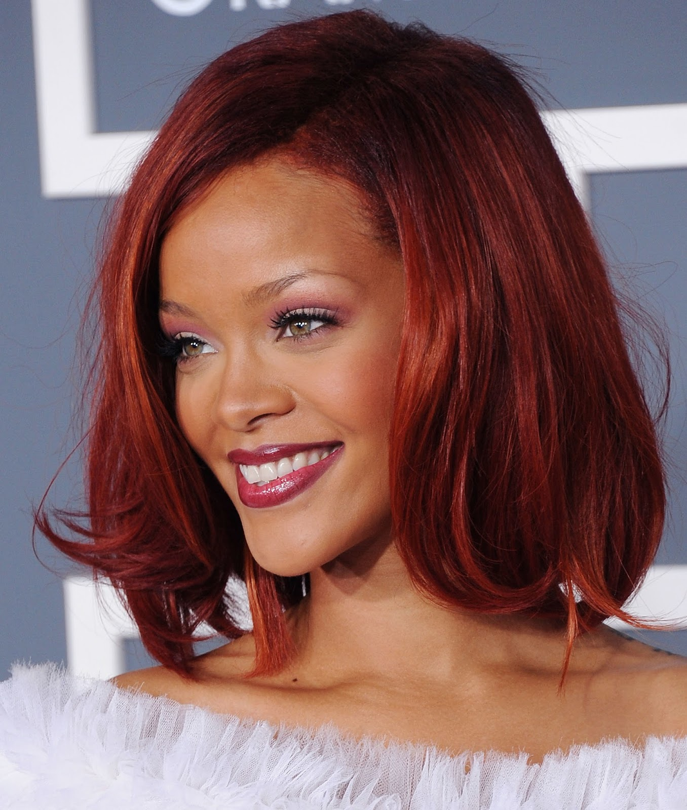 Best Red Hair Color For Dark Skin  Hairstyles Spot