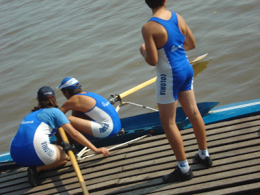 REgata - marzo 2010. CLUB COLONIA ROWING