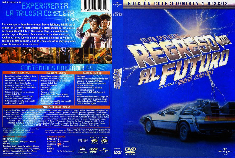 Regreso Al Futuro DVD