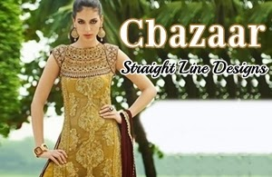 Cbazaar Straight Line Dresses Designs