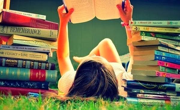 Decoração: Um bom lugar pra ler um livro