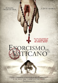 Exorcismo en el Vaticano (The Vatican Tapes) (2015)
