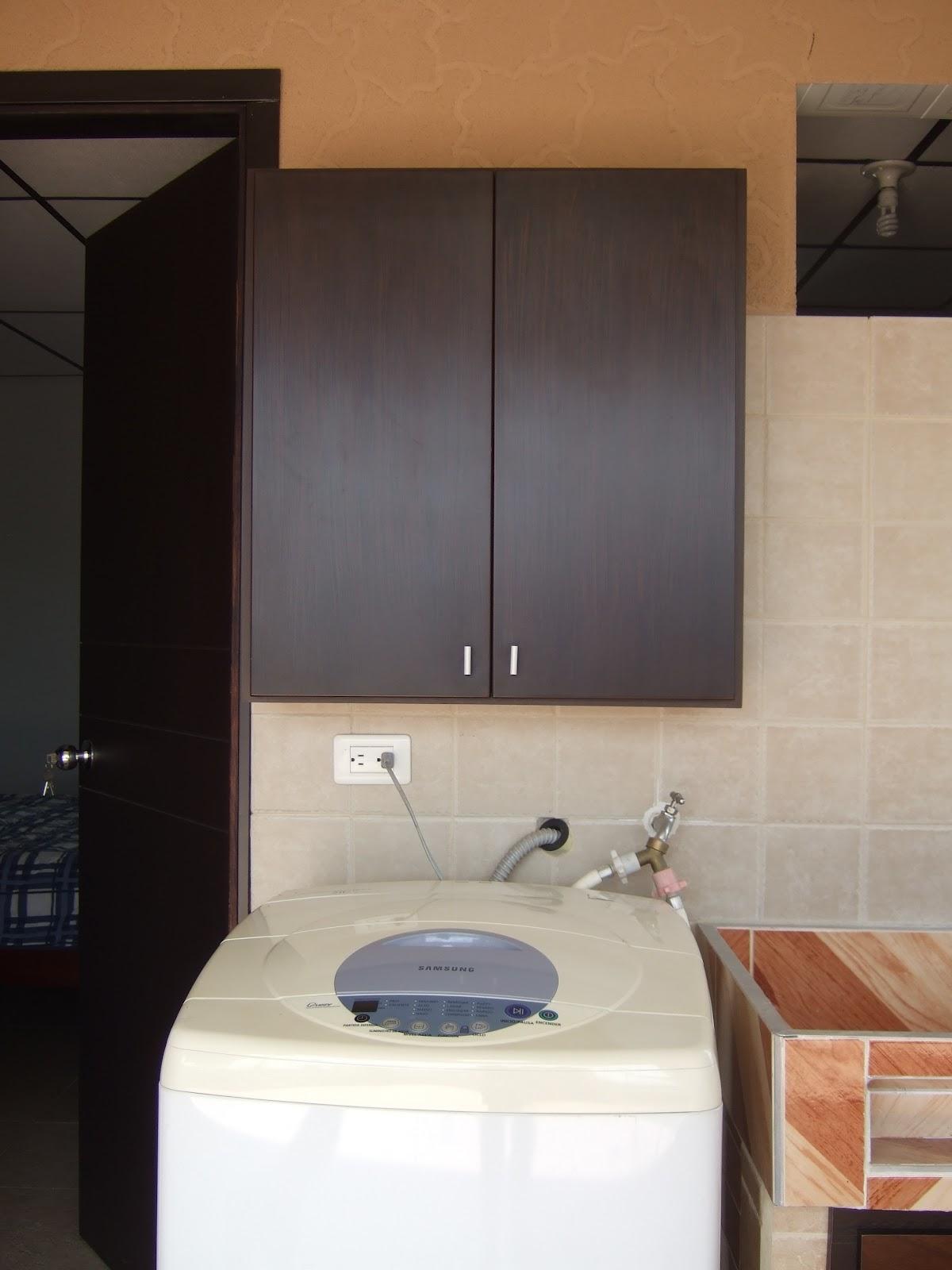 F f cocinas integrales espejos muebles de ba o for Mueble lavadora bano