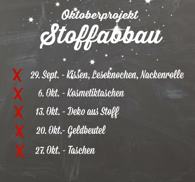 Stoffabbau!