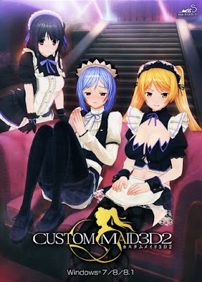 Custom Maid 3D 2 (Dancer Set + Update 1.01) Cover