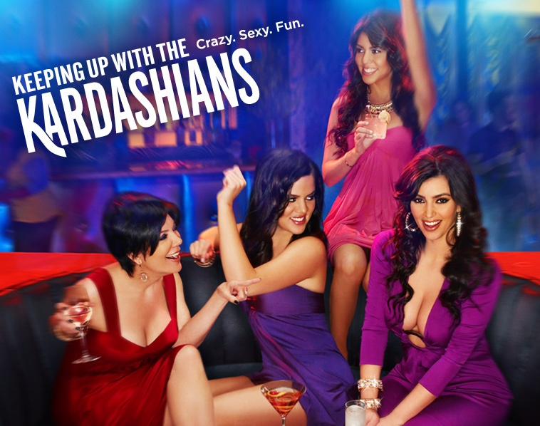 Keeping up with the kardashians by kim kardashian feel for What s up with the kardashians