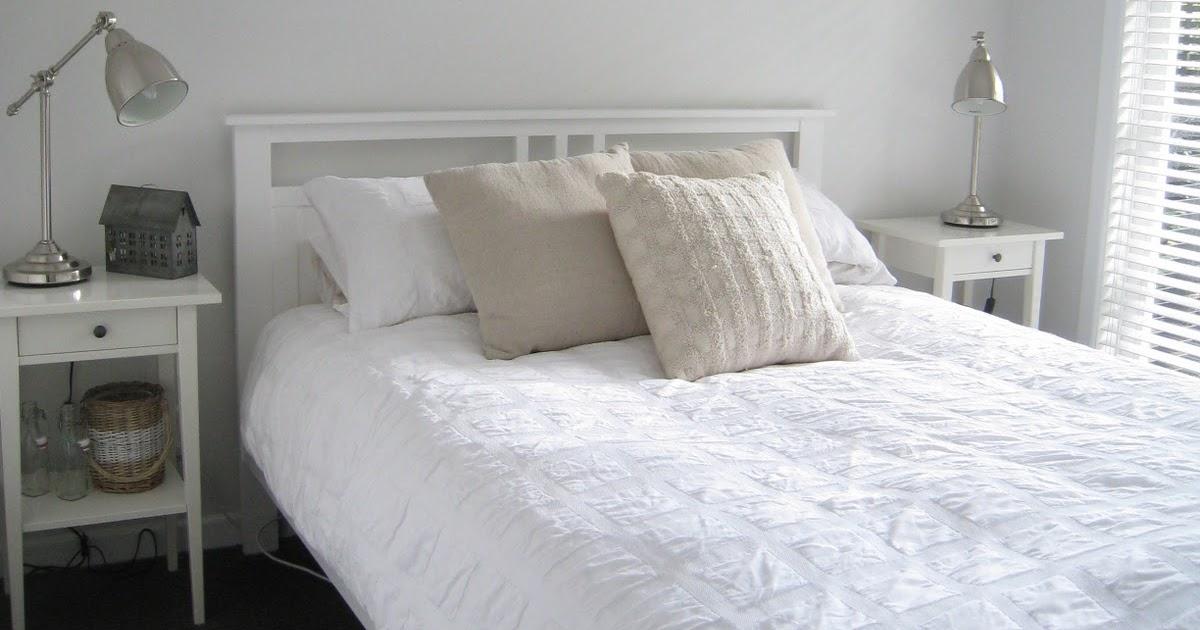 Sommerwhite our master bedroom - Kleur schilderen master bedroom ...