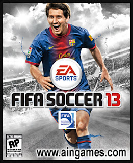 Free Download Games Fifa 13 - Full Rip Version - PS3, XBOX 360, PC