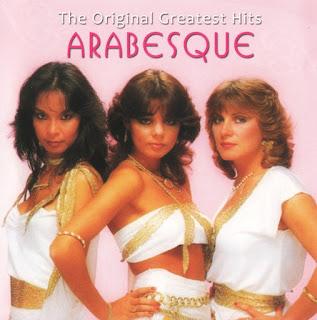 Группа Арабески история и сборник лучших хитов и видеоклипов   Arabesque Greatest Hits
