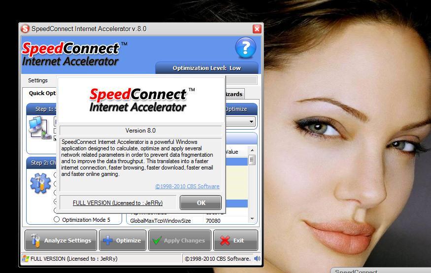 speedconnect internet accelerator v10 serial key