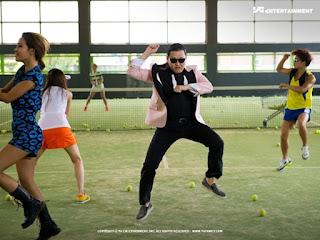 Gangnam Style Korea populer di youtube   Sastra Nusantara