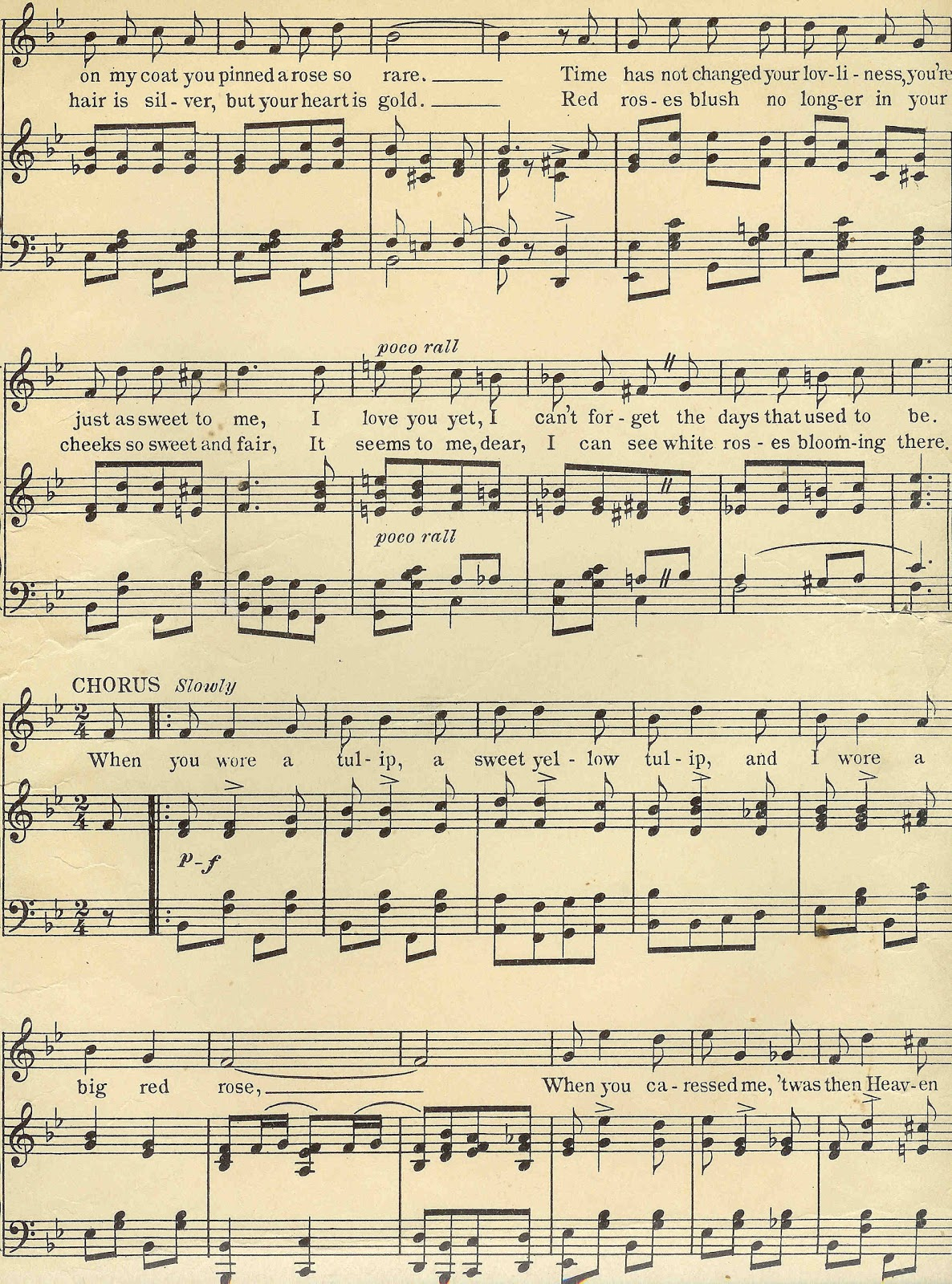 It's just a photo of Invaluable Free Printable Music