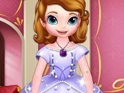 Sofia The First Skating Accident