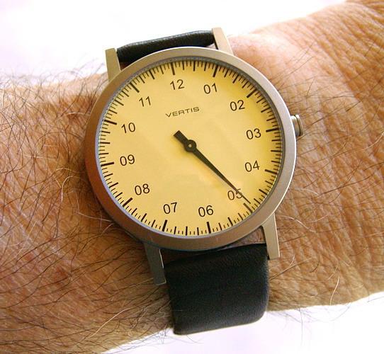 orologio monolancetta