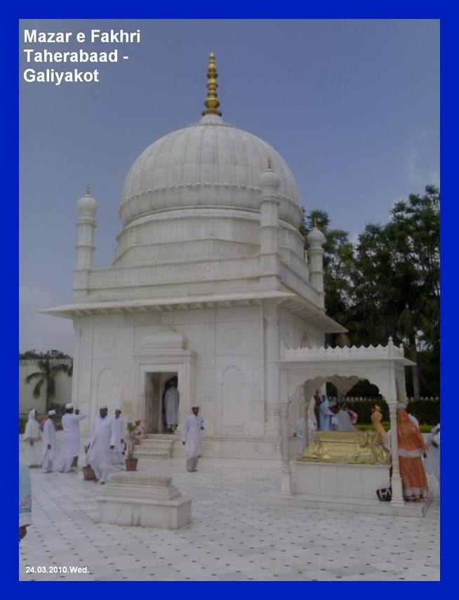 Galiyakot Ziyarat-Rajasthan