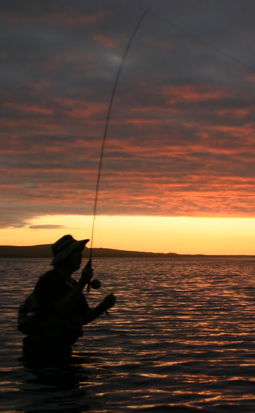 Angling and dramming fly fish islay packages 2012 for Fly fishing vacation packages