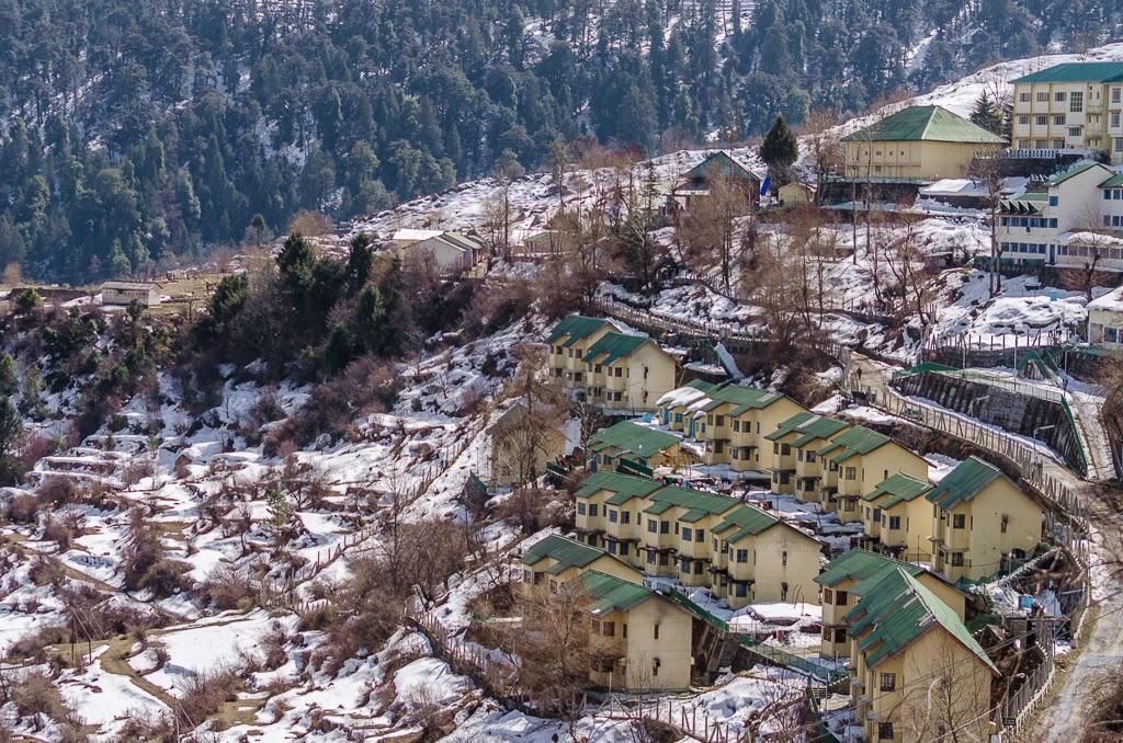 Village in Auli Uttarakhand