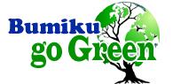 Bumiku Go Green