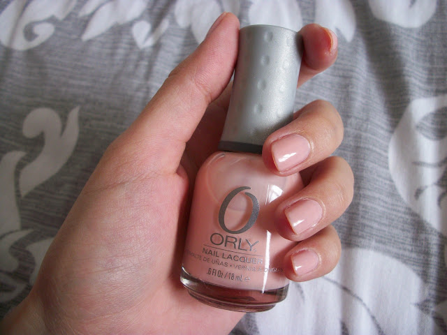 ORLY Nail Polish in Lift The Veil