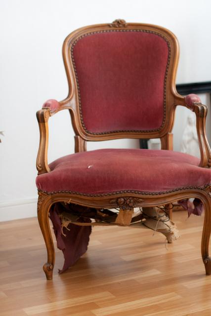 Mala om stol