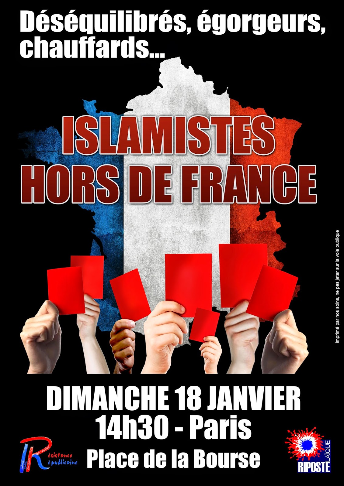 Musings Of A Durotrigan Banned Anti Islam Rallies In France And
