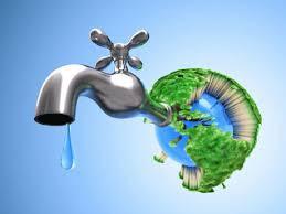 Cuida agua planeta