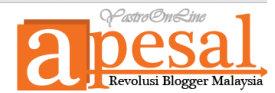 Trafik blog naik dengan Apesal.com...Tak Percaya?