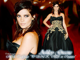 MET Gala - Ashley Greene
