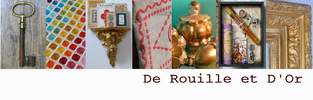 de rouille et d'or