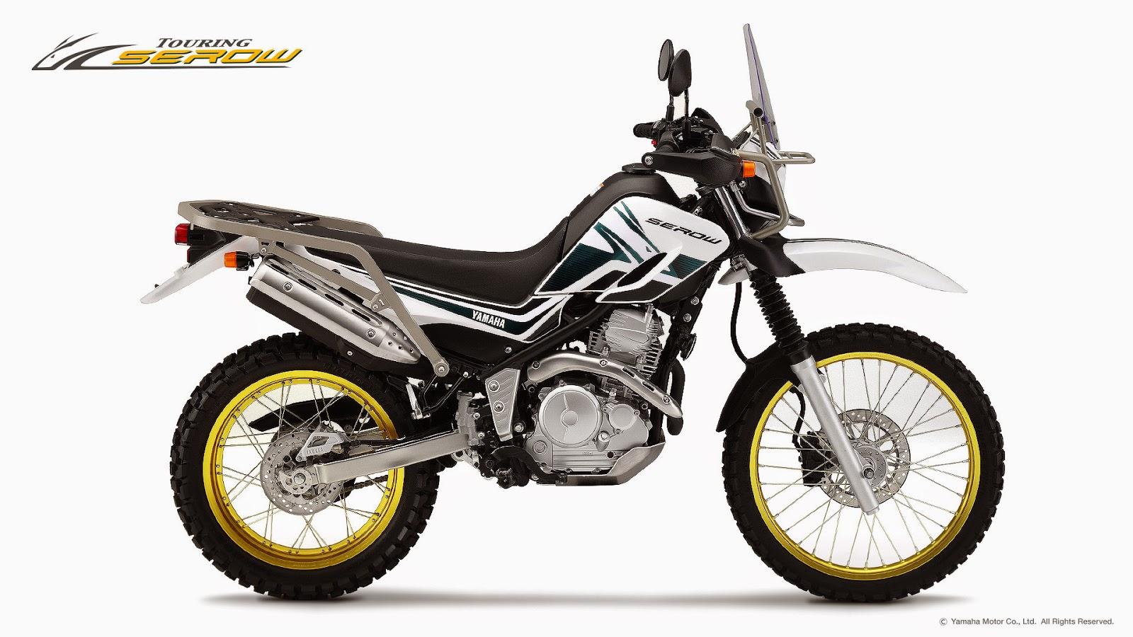 Planet Japan Blog Yamaha Touring Serow 250 2015