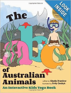 Book review and giveaway of The ABCs of Australian Animals by Giselle Shardlow from And Next Comes L