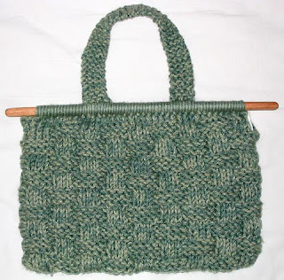 Knit Purse