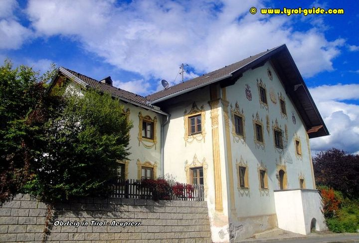 Obsteig Austria  city pictures gallery : At the foot of the Mieminger mountain chain there is Obsteig, the most ...