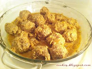 Bangla meatballs