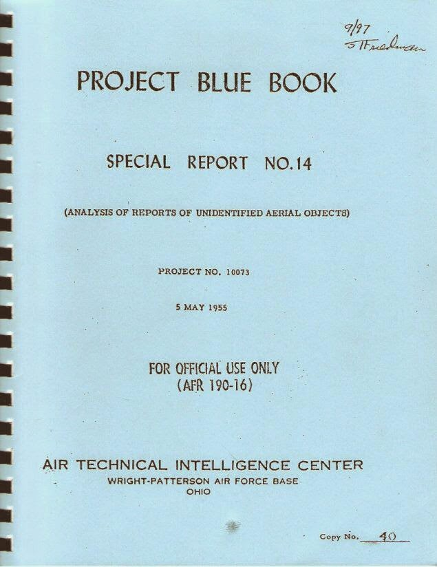 blue book report citation